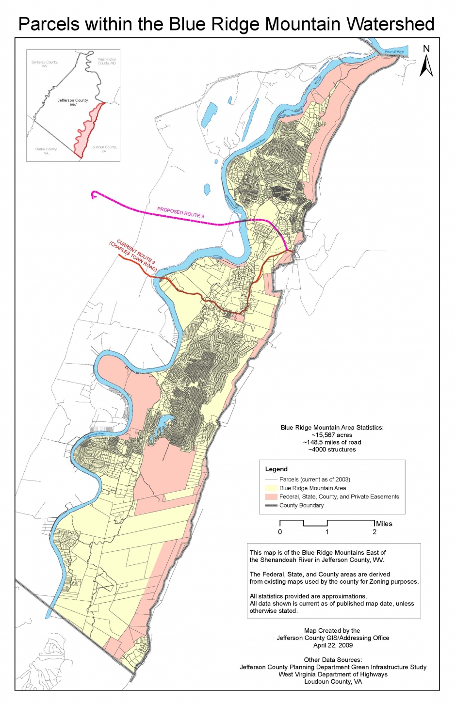 Blue Ridge Mountains West Virginia Map.About Blue Ridge Watershed Coalition